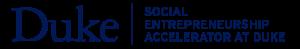 Duke social entrepreneur accelerator